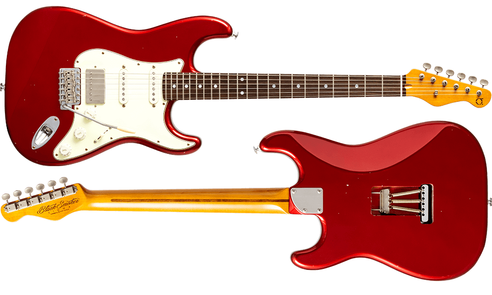 Sigma SSS Candy Apple Red Light Aged
