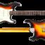 Sigma SSS 3 Tone Sunburst Heavy Aged