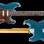 SIGMA-SSS Ocean Turquoise Metallic Light Aged