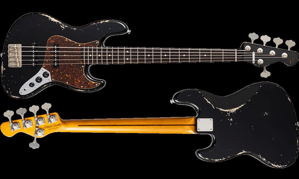 BETA-J5AC Black Heavy Aged