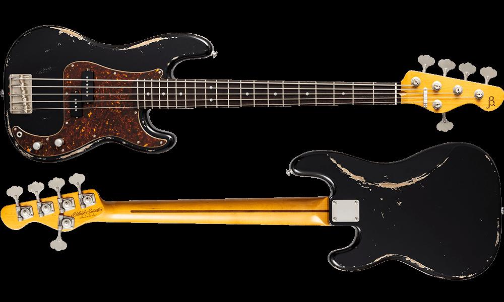 BETA-P5 Black Heavy Aged