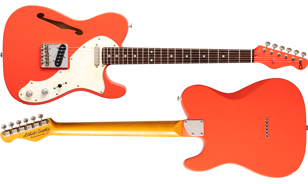 DELTA-C Fiesta Red Matching Head Light Aged