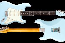 SIGMA-SSS Sonic Blue Matching Head Light Aged