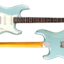 SIGMA-SSH Ice Blue Metallic Matching Head Light Aged