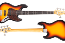BETA-J5 3 Tone Sunburst Light Aged